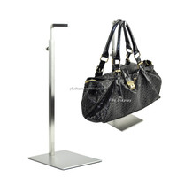 wholesale bag stand rack, hanging bags display stand, hang bag display stand