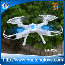 Ultralight aircraft 4CH 6-axis RC wifi drone quadcopter with hd camera