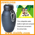Gift ideas for kids rubber children water bottle