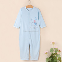 Wholesale Summer bamboo baby onesie infant bodysuit OEM service