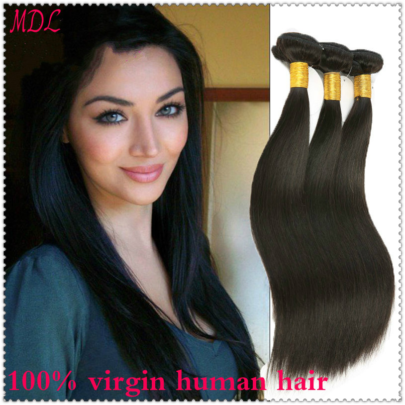 High Quality Wholesale Price Cheap Virgin Brazilian Straight Hair <strong>Weave</strong>