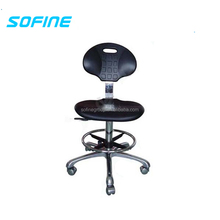 Height Adjustable Laboratory Chair