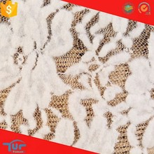 Hot selling ready goods/stock best quality hot-sale brushed nylon lace fabric