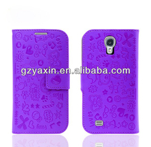 Westem sublimation cell phone cover for samsung galaxy s4 i9500/Sublimation cell phone/Newest cell phone cover