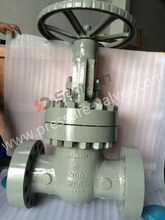 API600 Flexible Wedge Type High Pressure 1500LB Gate Valve