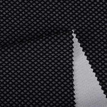 OEM wholesale good quality polyamide polyester knitted jacquard stretch shirt fabric