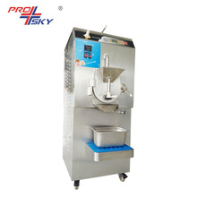Pasteurizer Batch Freezer Combined Hard Ice Cream Maker