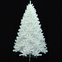 New style 4 feet 5 feet 6 feet 7 feet artificial white christmas tree
