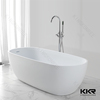 china manufacturer of USA type solid surface bathtub