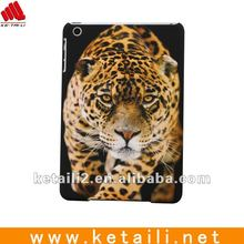 Hot Selling Plastic Tablet PC Case with Rubberized Coating For Ipad Mini