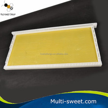 Hot High Quality Plastic Foundation Sheet and Plastic Bee Frame For Beekeeping