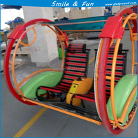 High quality electric Balance car with joystick for amusement park for sale