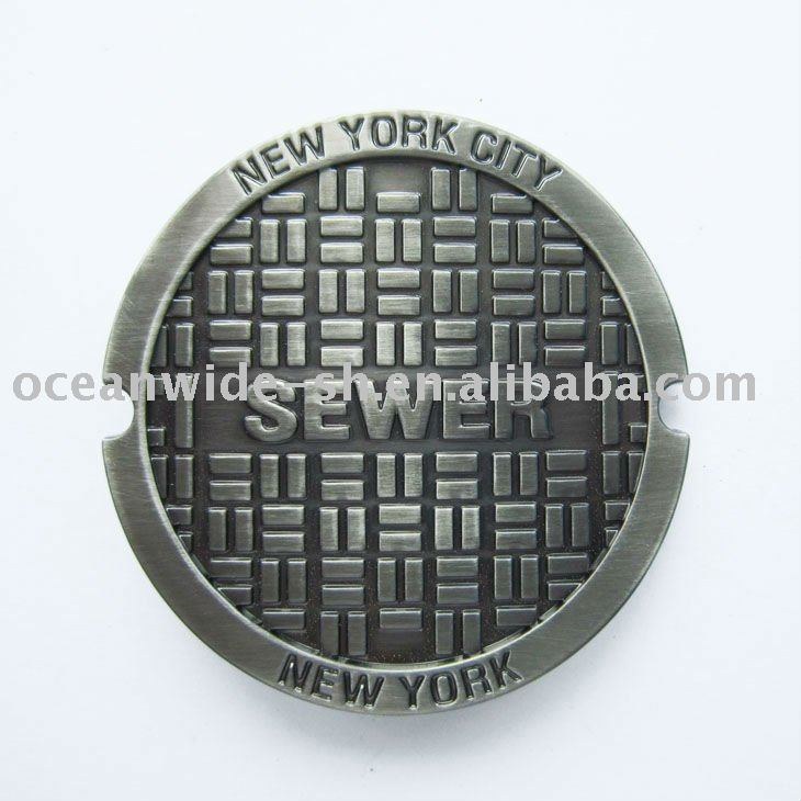 Fashion Belt Buckle (New York Sewer)