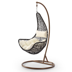 !!50%!! Off Egg Design Portable Indoor Rattan Patio Swing Chair
