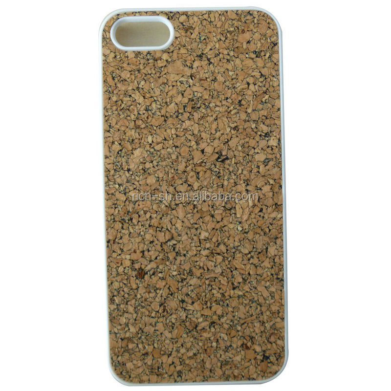 natural cork case for phone