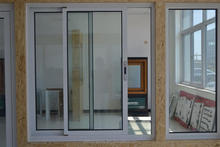 China product 2 panel sliding glass window with great price
