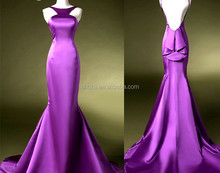 C71911A Sexu Back Open Long Evening Dinner Dress