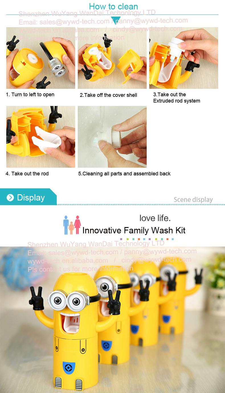 minion bathroom set. Minions Toothbrush Holder Kids funny Bathroom accessories Funny Accessories  Buy