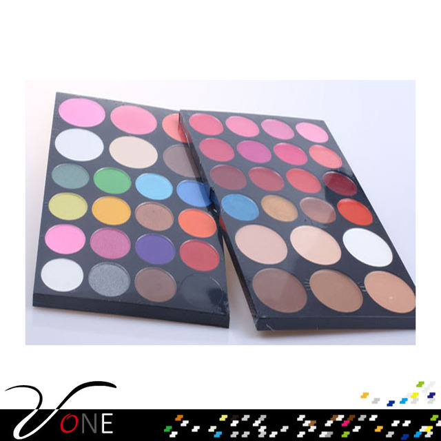 New Fashion 44 Colors Eyeshadow+ Lip Gloss Makeup Palette Set, good cheap price face makeup sets