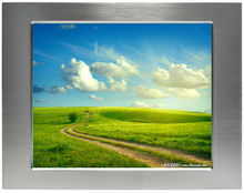 6.5'' sunlight readable wide temperature Industrial LCD Monitor, china alibaba IP65 Industrial Monitor