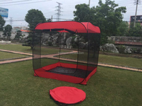 2016 popular style pop up mosquito tent