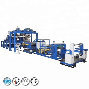 400kg/h Multi Layer recyced PP/PS/PE Sheet Extruder
