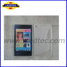 S Line TPU Gel Cover Case for Asus Google Nexus 7 2 Generation Covers,for Asus Google Nexus 7 2 Generation