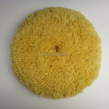 Double Sided Buffing Pad YPJE Lamb Wool Polishing Pad For Car