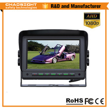 7 inch 1080p car monitor with 1080p camera
