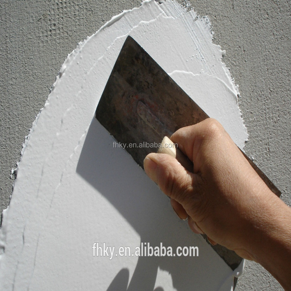 Waterproof putty/waterproof powder coating for construction