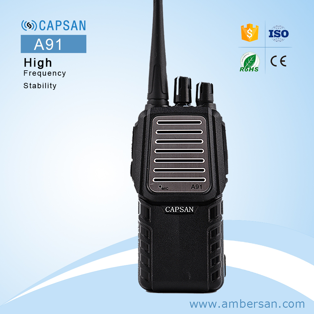 2016 Hot sell small size and light weight portable amateur mini radio transceiver