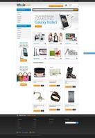 webshop, online webshop website design, Ecommerce website development