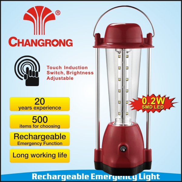 led outdoor lights camping lantern rechargeable