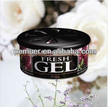2013 most popular wood scent tin for promotional fift
