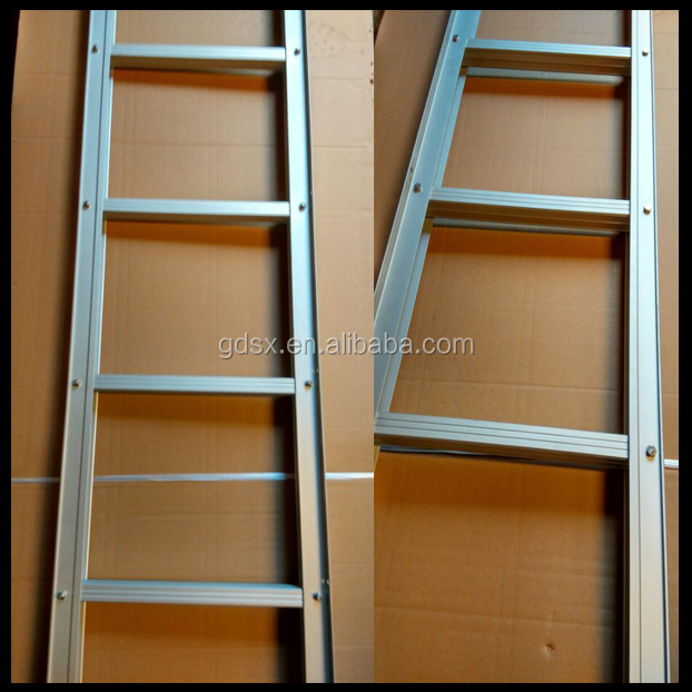 Hot Sale Quality Trusted Competitive Low Price Aluminum Combination Step Ladder