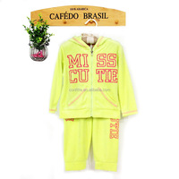 south korea girl cycling clothing winter boys girls suit