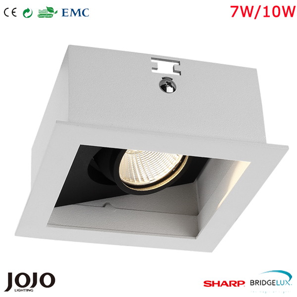 grille led ceiling light