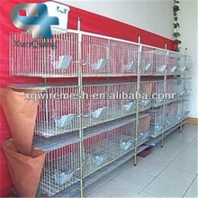 industrial rabbit cages/used rabbit cages for sale/easy clean rabbit cage