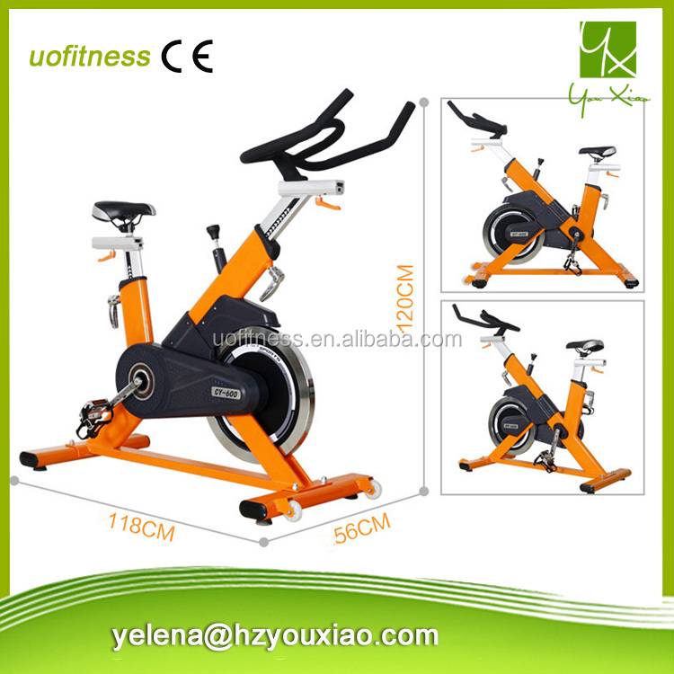 Europe best selling products cardio exercise High end spinning bike