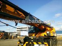 2008 TADANO 25 ton rough terrain crane crevo GR-250N-2 Origin JAPAN Location JAPAN