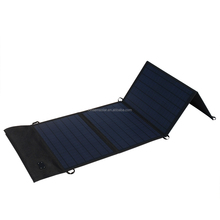 Wholesale High Quality 100W Folding Solar Panel Folding Portable Sunpower Solar Panel Battery Charger