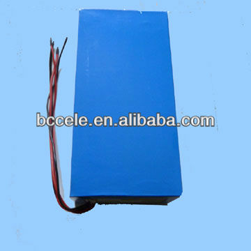 Good performance rechargeable e-bike lifepo4 battery 36v 16ah