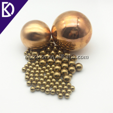 Factory Direct Sale 30mm 50mm 60mm Solid Copper Ball Sphere