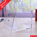 High Transparent Small Acrylic Box For Storage Wholesale