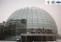 modern glass houses, commercial glass houses, construction mirror glass