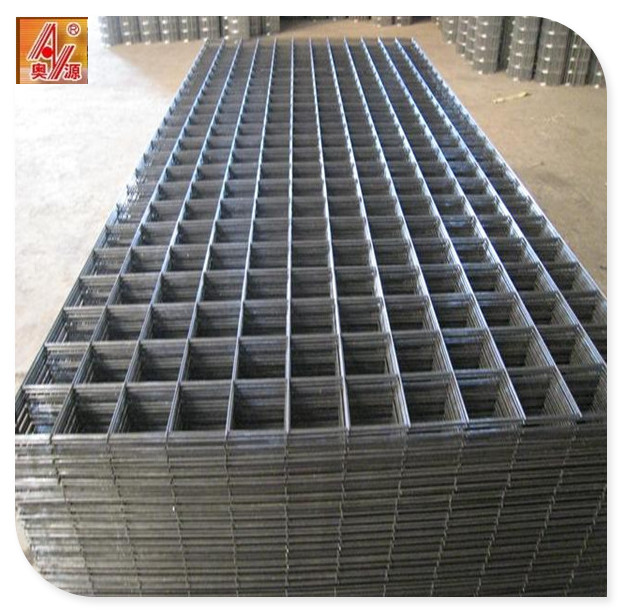 Electro/Hot Dipped Galvanized/PVC Coated/Stainless Steel Welded Wire Mesh Cattle Fencing Panels Factory