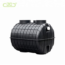 China Hot Sale Plastic HDPE Injection Septic Tank for Toilet Sewage Treatment