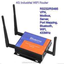 Industrial 3G Router Ethernet SIM Wireless Router with Serial Port
