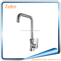 Zinc alloy handle top sell faucet kitchen appliance ZD-12532