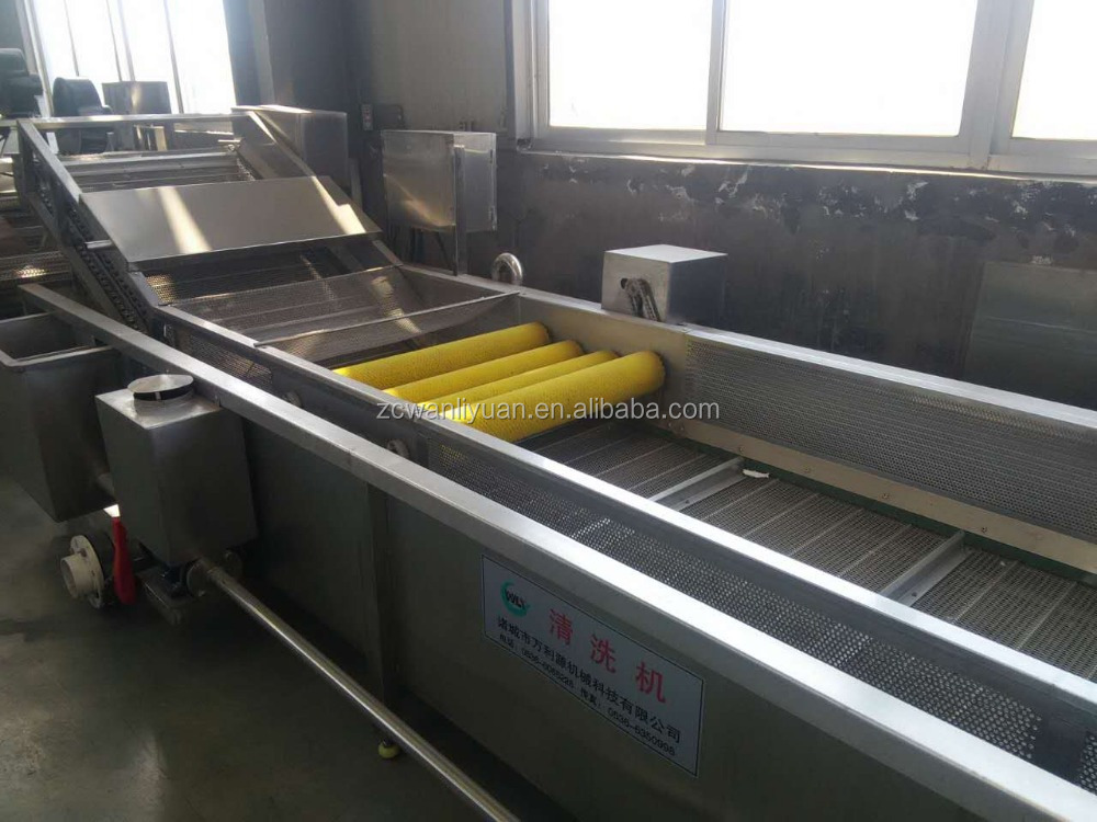 Brush Roller Cleaning Machine/Taro Cleaner